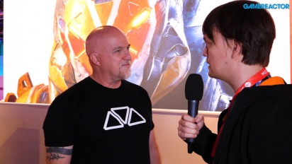 Anthem - Jon Warner haastattelussa