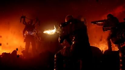 Outriders - virallinen julkistustraileri E3 2019