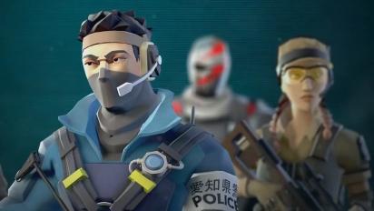 Elite Squad - julkistustraileri