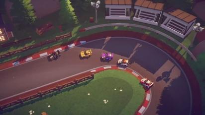Circuit Superstars - E3-julkistus