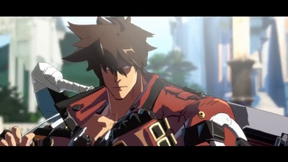 Guilty Gear - Sol and Ky TGS 2019 -traileri