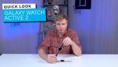 Nopea katsaus - Samsung Galaxy Watch Active 2