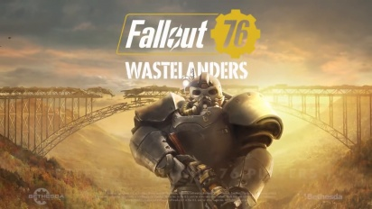 Fallout 76: Wastelanders - virallinen traileri 1