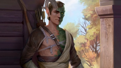 Pathfinder: Wrath of the Righteous - Kickstarter-pätkä