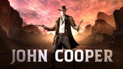 Desperados III - John Cooper Traileri