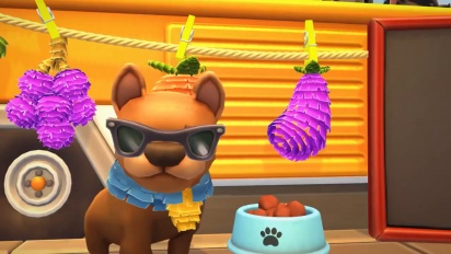 Overcooked 2 - Sun's Out Buns Out Traileri (DLC)