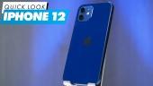 Nopea katsaus - iPhone 12