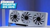 Nopea katsaus - Gigabyte RTX 3070