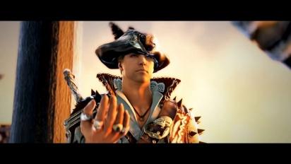Black Desert Online - 'The Great Expedition Begins' -traileri
