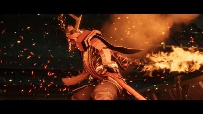 Aragami 2 - Gameplay Traileri