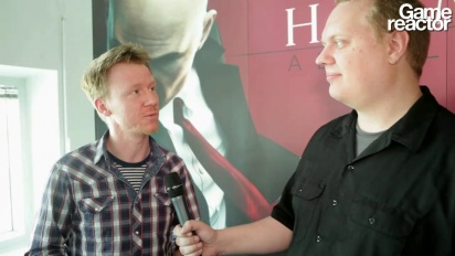 Hitman: Absolution - Gameplay Director -haastattelu