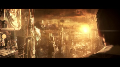 Deus Ex: Mankind Divided - E3 2015 Trailer