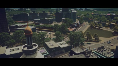 Cities: Skylines - Natural Disasters -julkistustraileri