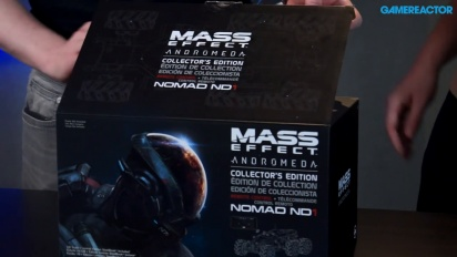 Mass Effect: Andromeda - Collector's Editionin