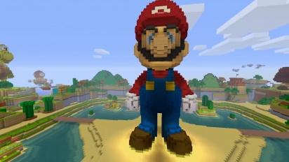 Minecraft Nintendo Switch Edition - julkaisutraileri