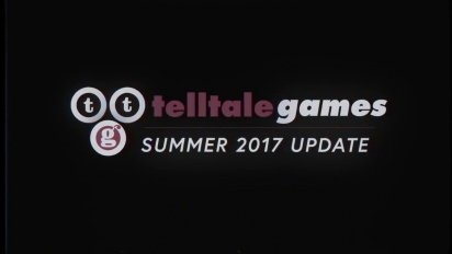 Telltale Games - kesän 2017 päivitys