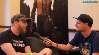 Wolfenstein II: The New Colossus - Jens Matthies haastattelussa