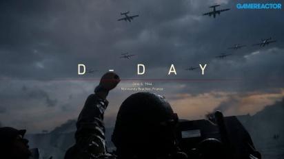 Call of Duty: WWII - Videoarvio
