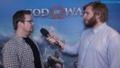 God of War - Derek Daniels haastattelussa