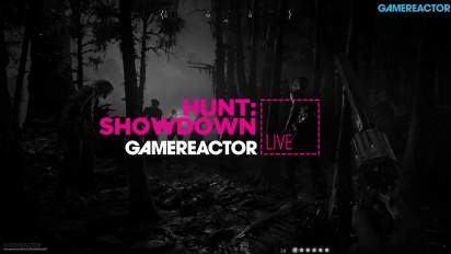GR Liven uusinta: Hunt: Showdown