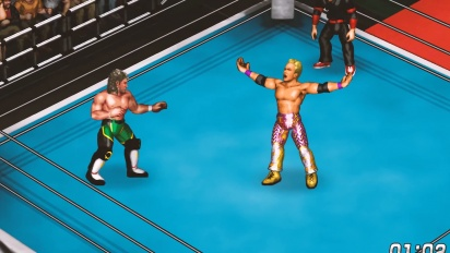 Fire Pro Wrestling World - Overview-traileri