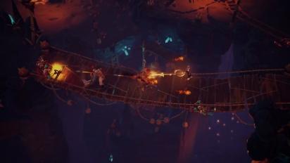 Torchlight Frontiers - pelikuvatraileri