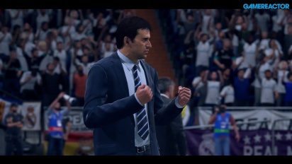 FIFA 19 - The Journey: Champions HD-pelikuvaa Real Madrid - Manchester United