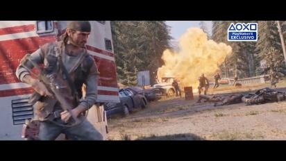 Days Gone - Trailer A Última Bala