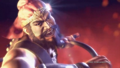 Romance of the Three Kingdoms XIV - Reveal & History -traileri