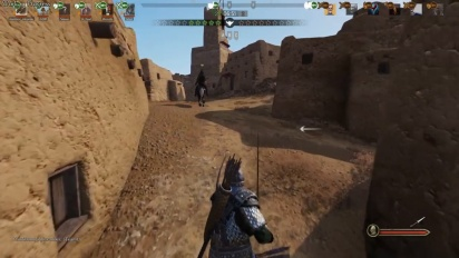 Bannerlord Beta Skirmish -pelikuvaa