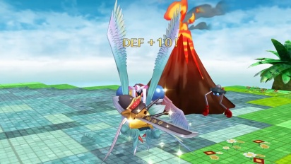 Digimon Story Cyber Sleuth: Complete Edition - Raising/Training -traileri