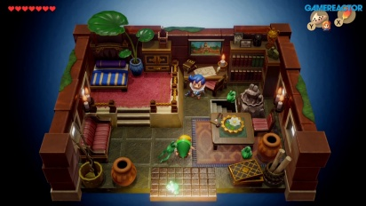 The Legend of Zelda: Link's Awakening - Totaka's Song Gameplay
