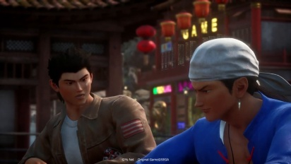 Shenmue 3 - julkaisutraileri 'The Story goes on'