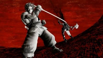 Samurai Shodown - Kazuki Kazama -traileri