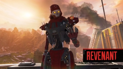 Meet Revenant - Apex Legends Character Traileri