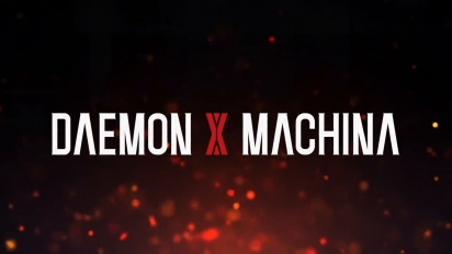 Daemon X Machina - Launch Date Announcement Trailer Steam
