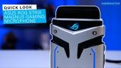 Nopea katsaus - ASUS ROG Strix Magnus Gaming Microphone