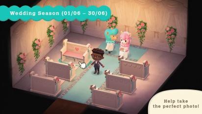 Animal Crossing: New Horizons - Free April update Traileri