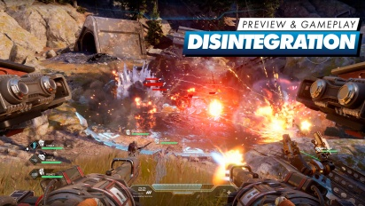 Disintegration - Gameplay Preview