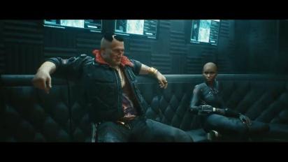 Cyberpunk 2077 - virallinen traileri