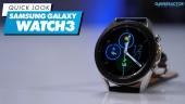 Nopea katsaus - Samsung Galaxy watch 3