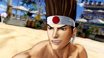 King of Fighters XV - Joe Higashi Character Traileri
