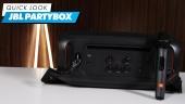 Nopea katsaus - JBL Partybox