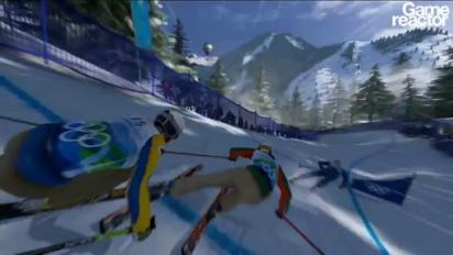 Vancouver 2010 - Ski-Cross Trailer