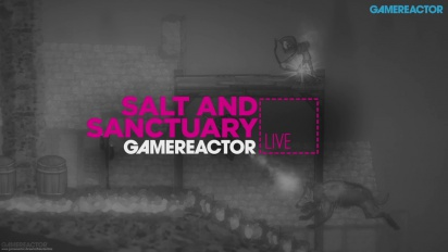 GR Live -uusinta: Salt and Sanctuary - 18.3.2016