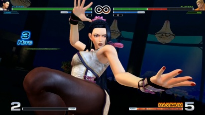 King of Fighters XIV - Team Kim Trailer