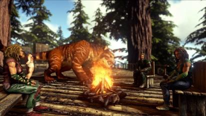 Ark: Survival Evolved - Patch 255 -traileri