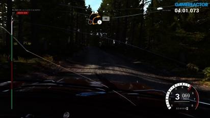 Dirt 4 - oma rata + Wales Rallyn pelikuvaa