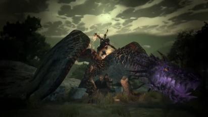 Dragon's Dogma Dark Arisen - remasteroitu pelikuvatraileri