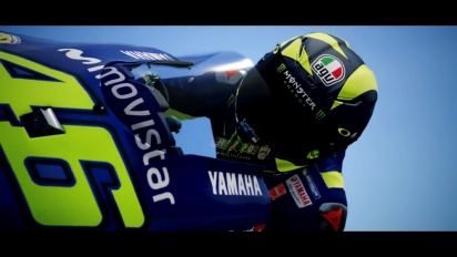 MotoGP 18 - pelikuvatraileri